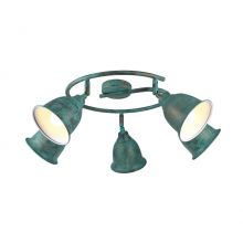 Спот Arte Lamp Campana A9557PL-5BG