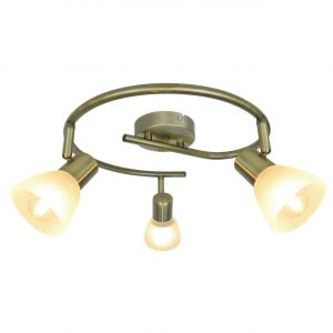 Спот Arte Lamp Parry A5062PL-3AB